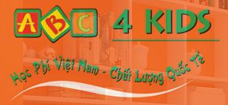 trung tâm anh ngữ ABC4kids